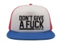 Preview: Speedaz Inc. - Don't Give A Fuck - Snap Back Trucker Hat