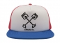 Mobile Preview: Speedaz Inc. - Crossed Pistons - Snap Back Trucker Hat