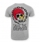 Preview: Save The Choppers! Skull Flasher – T-Shirt Grau