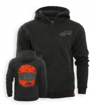 Leave Them Behind | Zip-Hoodie von The Art of Racing