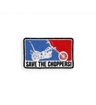 Save The Choppers! Patch Major League
