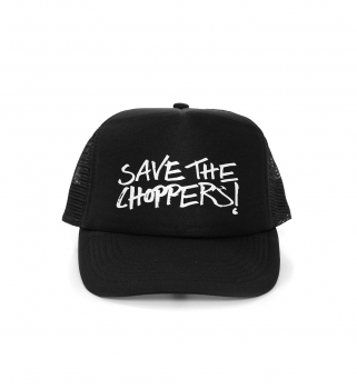 Save The Choppers! - Mesh Cap