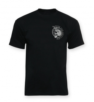 Save The Choppers! T-Shirt Skull