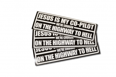 Jesus is my copilot