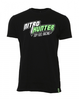 NitroHunter Top Fuel Racing – Support Shirt