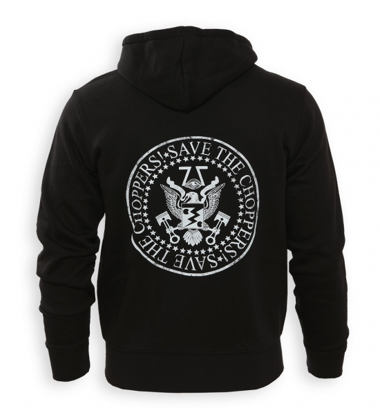 Save The Choppers! - Zip Hoodie