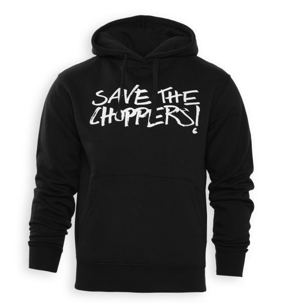 Save The Choppers! Hoodie